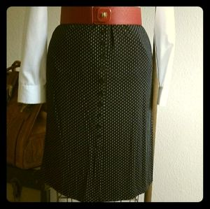 Mini Polka Dots Retro Skirt